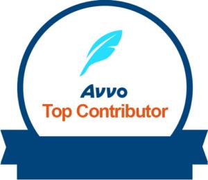 Avvo Top Contributor