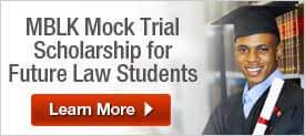 MBLK Scholarship Button